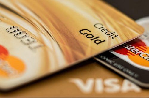Различные этапы обработки кредитной карты